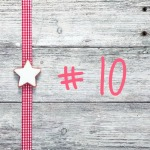 Adventskalender-Türchen: #10