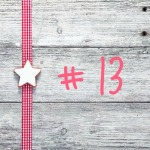 Adventskalender-Türchen: #13