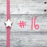 Adventskalender-Türchen: #16