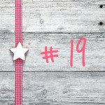 Adventskalender-Türchen: #19