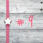 Adventskalender-Türchen: #9