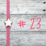 Adventskalender-Türchen: #23